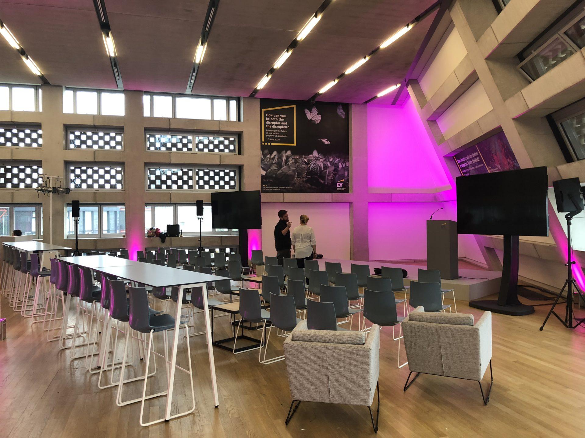Event Concept, Tate Modern