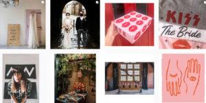Wedding planning inspiration imagery